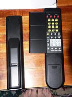 OMG..  I need two sides to my remote?  and two remotes?